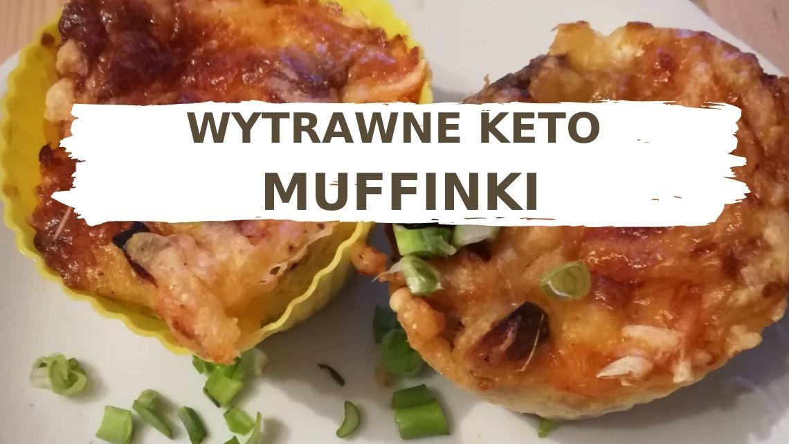 keto muffinki